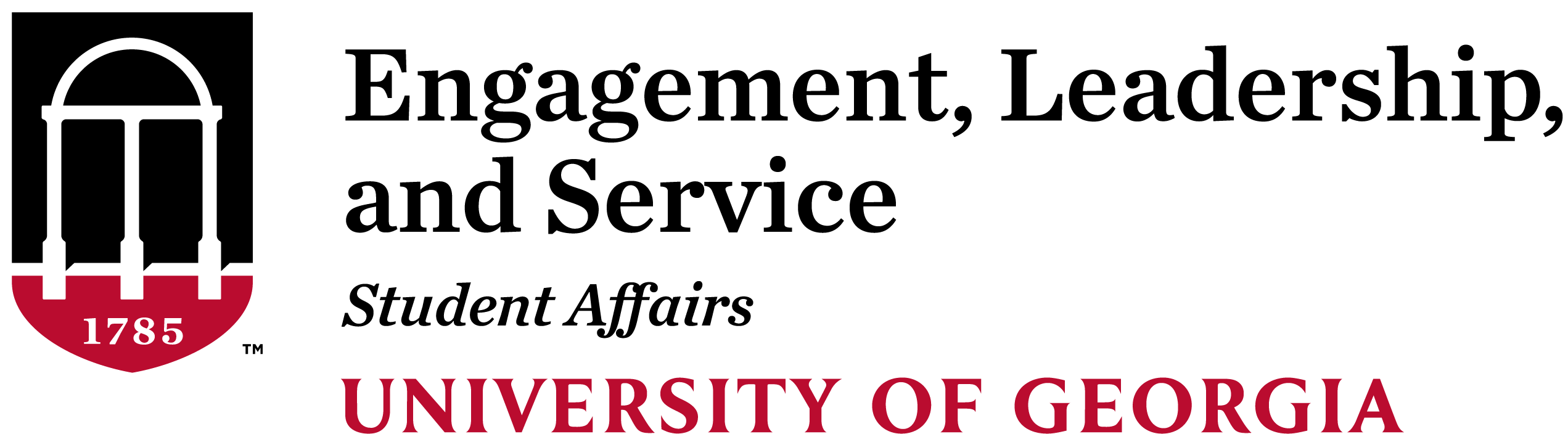 Engagement Leadership and Service Logo