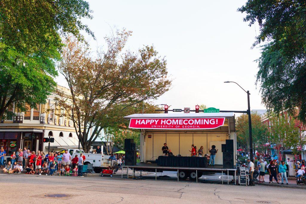 BLS Homecoming Parade-2